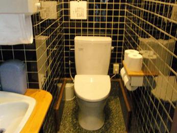 お客様が使用するトイレなので、綺麗にできて良かったです。