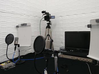 業務をしっかりサポートしてくれる防音スタジオが確かな施工のもとに実現し、大変満足です。