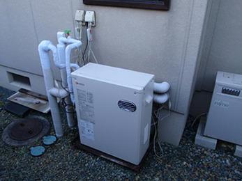 給湯器が突然壊れてしまい困っていたので、対応していただきました。