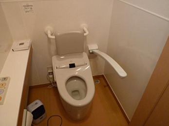 本当に使いやすいトイレになり安心です。ありがとうございます。