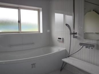 脱衣場と浴室のリフォーム