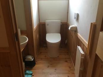新品のトイレになりました!